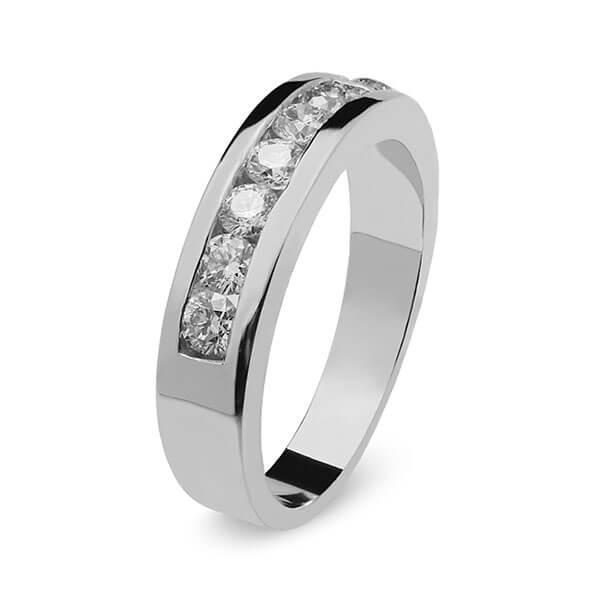 d7a2fb17613d Anillos Media alianza de diamantes (Total 0