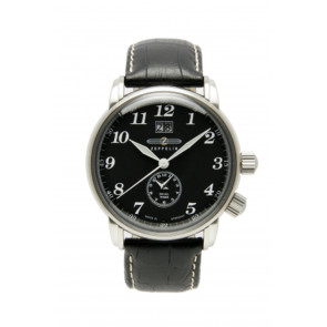ZEPPELIN LZ 127 DUAL TIME BIG DATE 7644-2