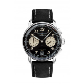 ZEPPELIN LZ127 CHRONO QUARZ 8674-3