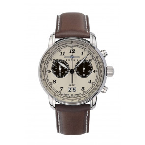 ZEPPELIN LZ 127 CHRONO BIG DATE 8684-5