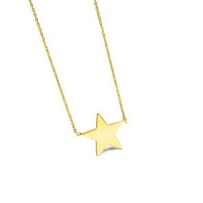 Cadena y Estrella de Oro