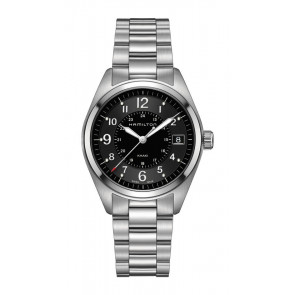 HAMILTON KHAKI FIELD 40 MM.QUARTZ
