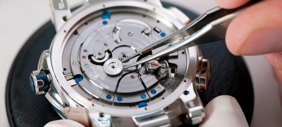 Taller relojería